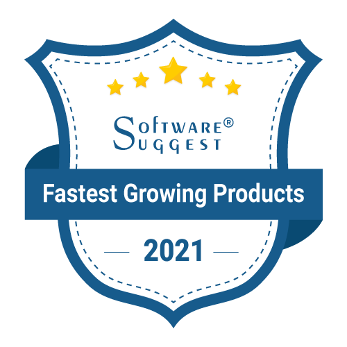 Fastest Growing Products on SoftwareSuggest